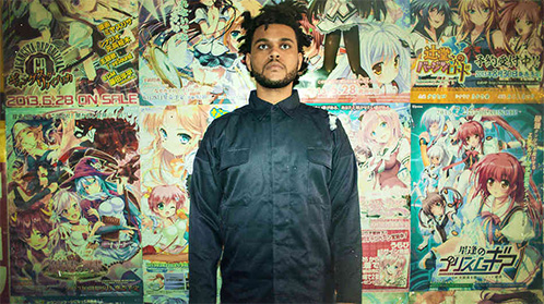 the-weeknd-anime